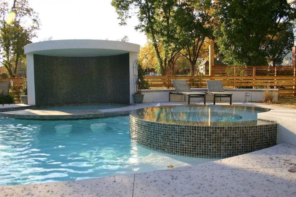 Vivion Pools And Spas Custom Built In Ground Gunite